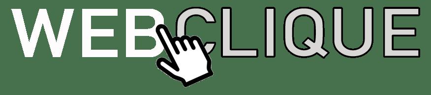 web clique logo-dark