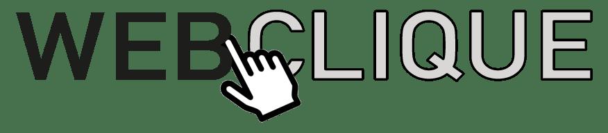 web clique logo-light